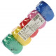 Gift ribbon egg ribbon 20m colored assorted set of