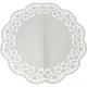 Cake doily portfolio van 12 ronde wit via met 36cm
