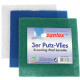 Cleaning fleece 3-pack, universally applicable,