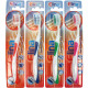 Toothbrush Elina 1er with tongues cleaner and