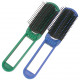 Hairbrush travel 20cm with mirror foldable sortier