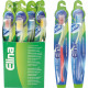 Toothbrush Elina Double Color 12 pieces in set-up
