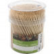 Toothpick 500er in transparent can 7x5cm