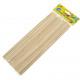 Schaschlik skewers wood 80s pack 25cm long