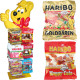 Food Haribo 100g Mix 6- volte assortito con au gra