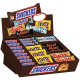 Food Mars top seller box 72 pieces 6- times assort