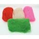 Sisal in 6 colors assorted , 25g per bag