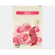 Teelichte Duft 6er Rose in farblich Faltschachtel