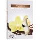 Teelichte Duft 6er Vanille in farblich Faltschacht