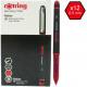 Tintenroller Rotring 0,5 mm Rot 1 Stück