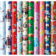 Wrapping paper roll 2mx70cm Walt Disney