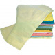 Wash towel guests 30x50cm BW colors assorted