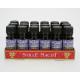 Fragrance Oil 10ml Silent night packaged in glass