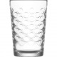 Glass of water glass set of 6! 205ml, 10cm high