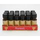 Fragrance Oil 10ml amandel verpakt in glazen fles