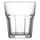 Üveg ivópoharat 305ml, körülbelül 9,5x8,5cm