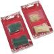 Fém vállfa fa dekorációhoz 150 db-os csomag!