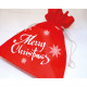 Gift bag XL red approx. 50x40cm