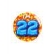Button mały - mam 22
