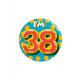 Button mały - mam 38 lat
