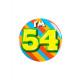 Button mały - mam 54