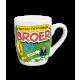 Cartoon Mug Brother