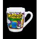 Cartoon mug Colleague