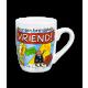 Cartoon Mug Friend