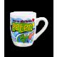 Cartoon mug Peter