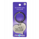 Heart key ring - mom