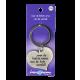 Heart keychain - grandma