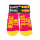 Funny socks - For the coffee