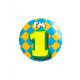 Birthday badge - I'm 1