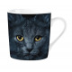 Mug Black Cat's Eyes