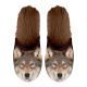 Slipper Wolf 35-38
