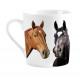 Bögre Szeretem a lovakat