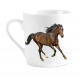 Mug I Love Horses Running