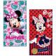 serviette plage microfibres par Minnie Mouse