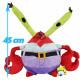 Spongebob mister Krabs Plush 45 cm