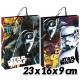 Star Wars characters gift bag 23 cm