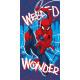 Spiderman ręcznik plażowy