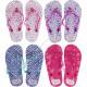 Violetta flip flops