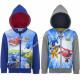 Super Wings hoodie with zipper