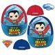 Superman baby cap