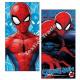 Spiderman beach towel microfiber