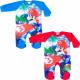 Super Mario baby sleepsuits