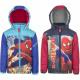 Spiderman abrigo de invierno