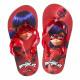 Miraculous Ladybug toe slipper