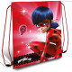 Miraculous Ladybug Sacche da palestra con coulisse