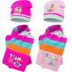 Paw Patrol winter hat and scarf set for kids